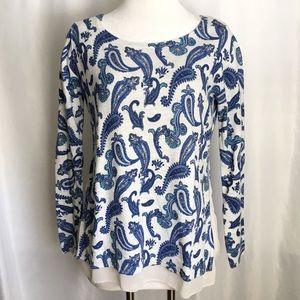 Lucky Brand | Paisley Sweater